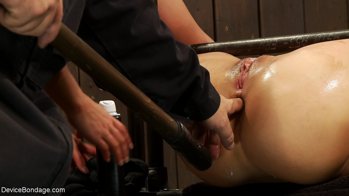 butthole bondage mistress