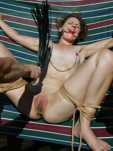 Lena Ramon Bondage