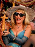 Susan Block has fetish fun with mature women and young ladies at her party