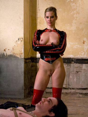 And maitresse madeline slave question