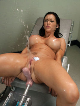 Beautiful Jenna Presley knows how to fuck her shaved soft pussy so she can cum as hard as possible.