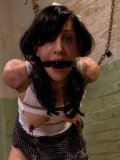 Elise Graves gets her clit and asshole punished hard by busty domina Felony