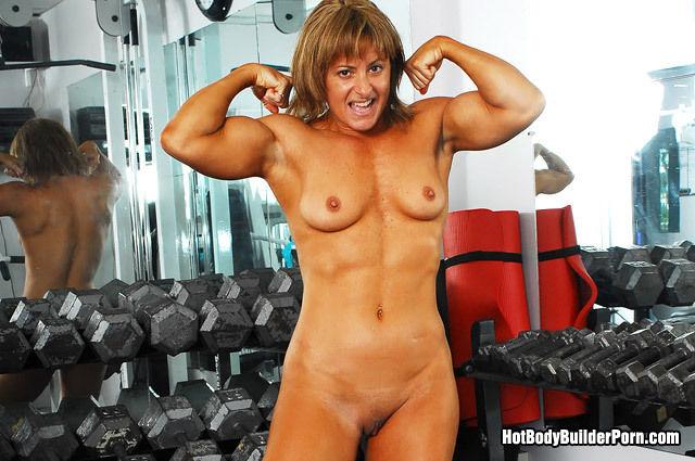 Cori gates bodybuilder