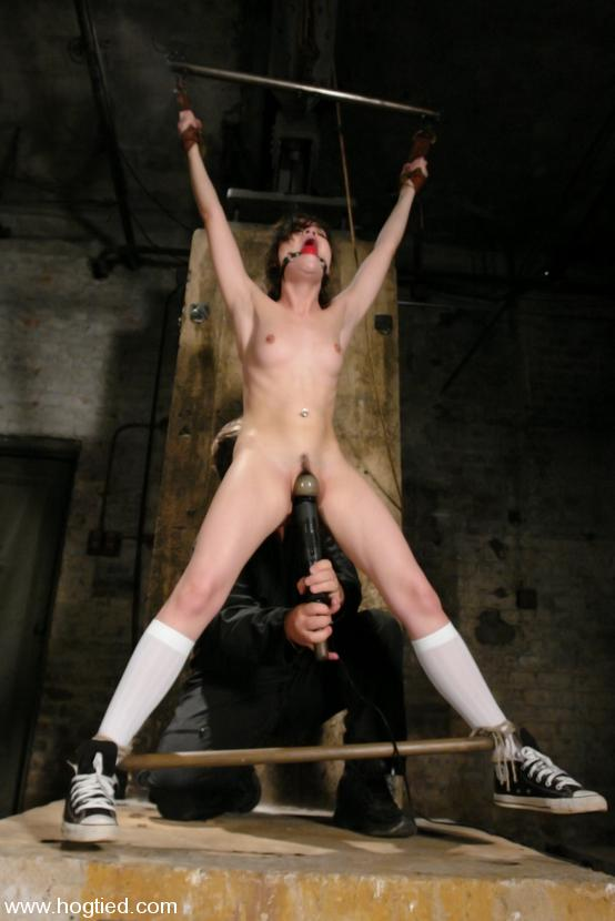 Think, that naked helpless women bound gagged interesting