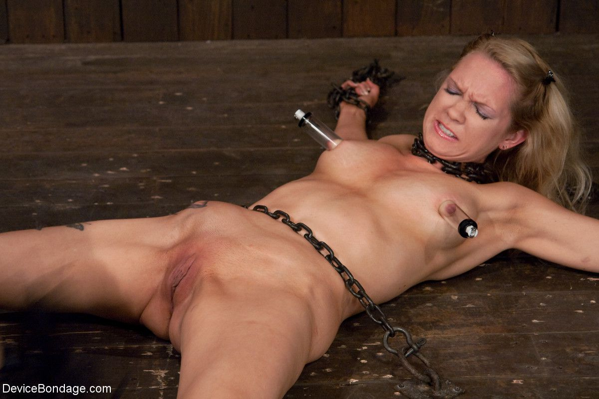 Electric nipple torture