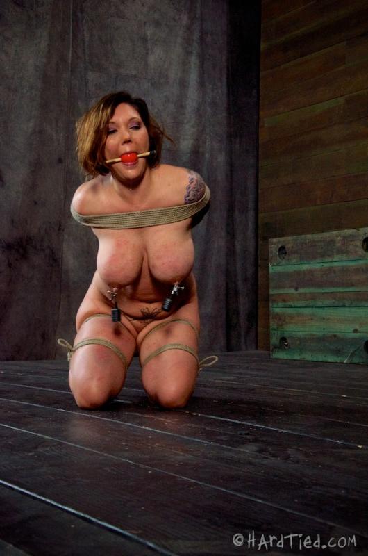 Claire daimes bondage