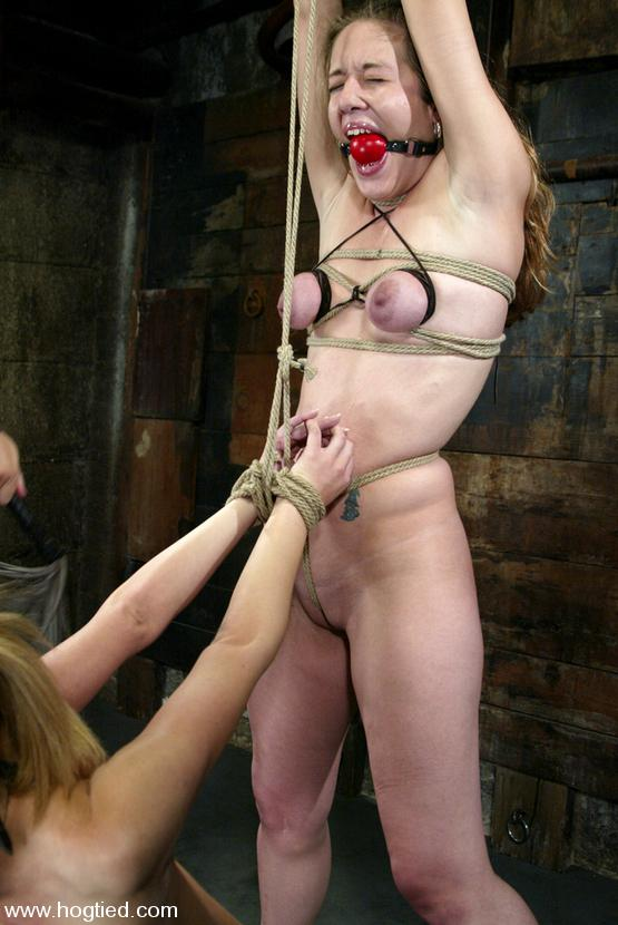 Her the fetish videos bondage jenni lee and younger cousins
