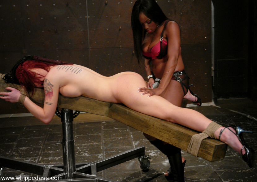 Young lesbian domination videos