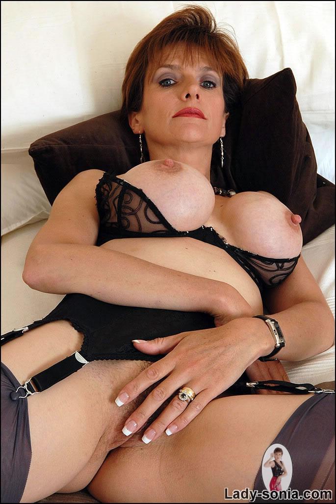 Porn lady
