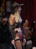 Well experienced domina Susan Block is about to turn her fetish party into real orgy