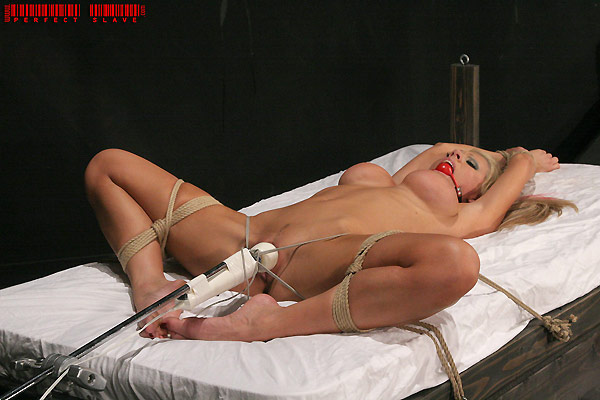 Tanya james bondage video