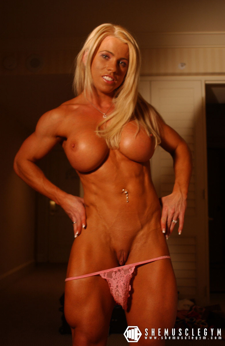 Women body builders nude
