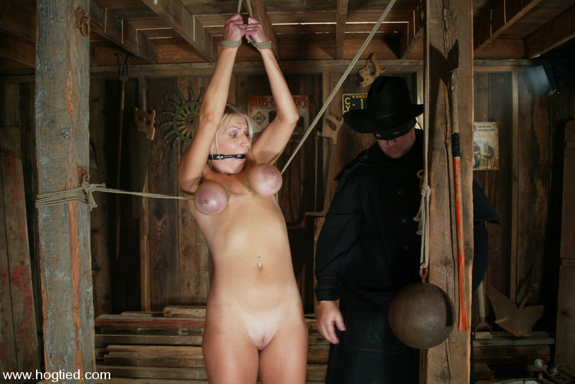 NO busty model anal punishment.