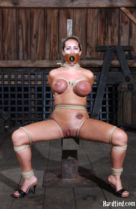 Trina Michaels Bondage