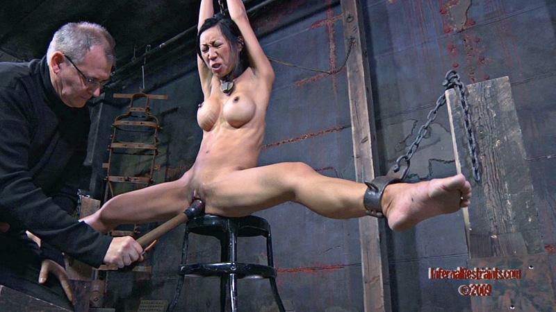 Asian tia ling bondage please