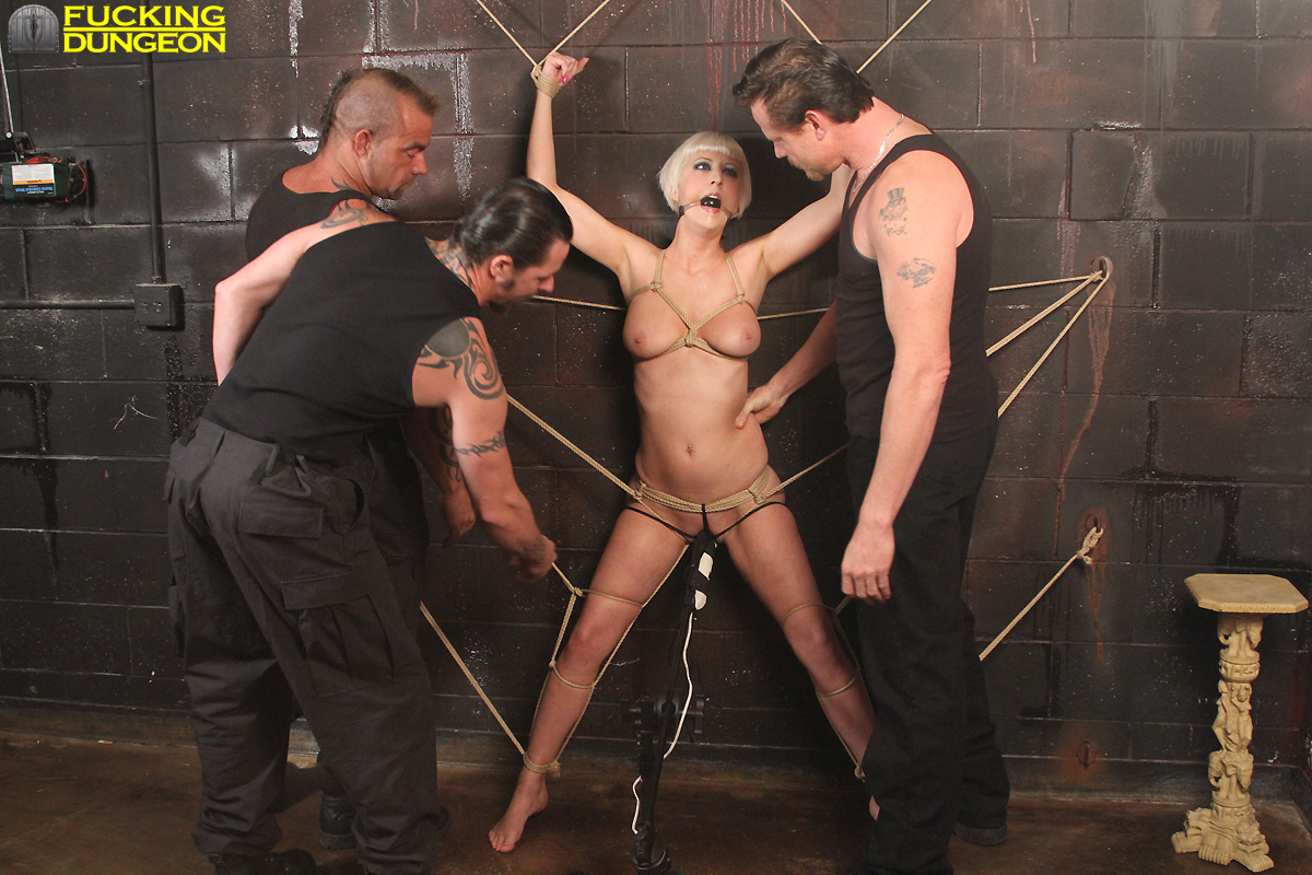 Bdsm slaves tricia oaks and trina michaels extreme torments - 2 4