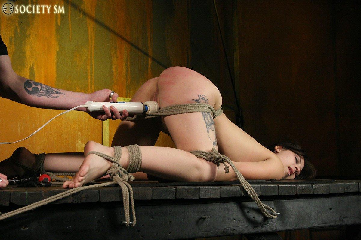 magic wand massager torture