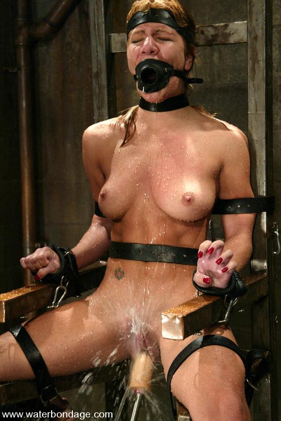 Jenni lee water bondage