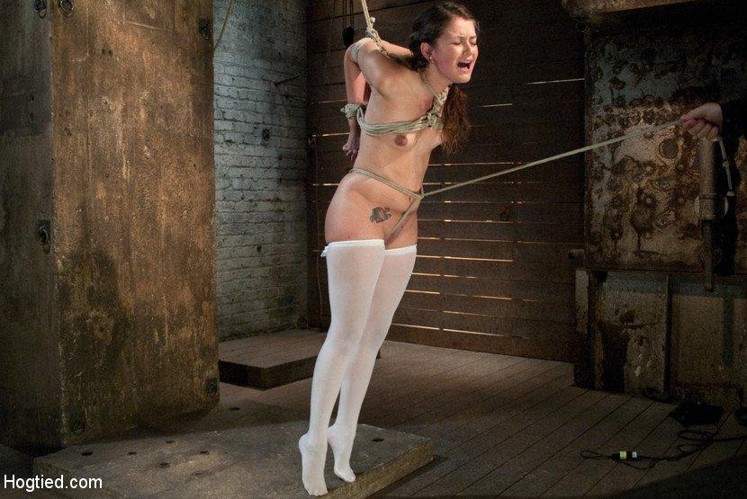 Allie haze bondage