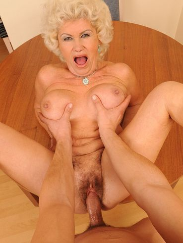 Lusty grandmas effie
