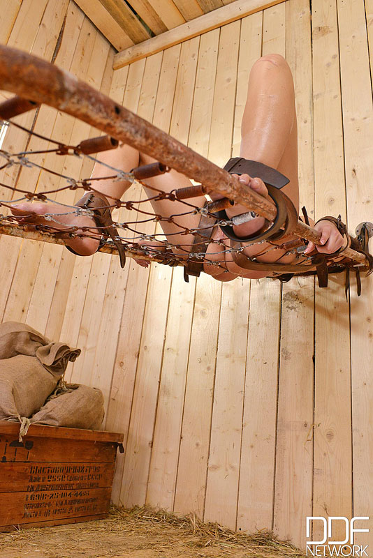 bondage Kinky fetish