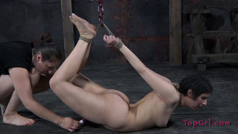 Can marina bondage clip throating