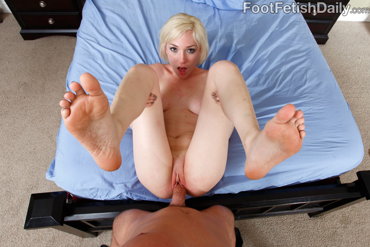 Lily labeau foot fetish daily