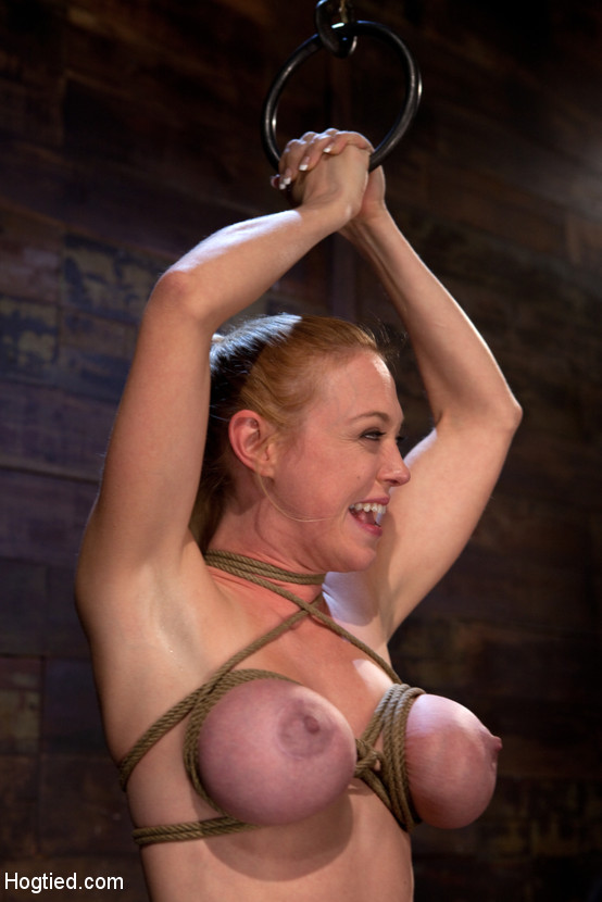Hot babe Darling and Katie Kox are hanging tied up and ...