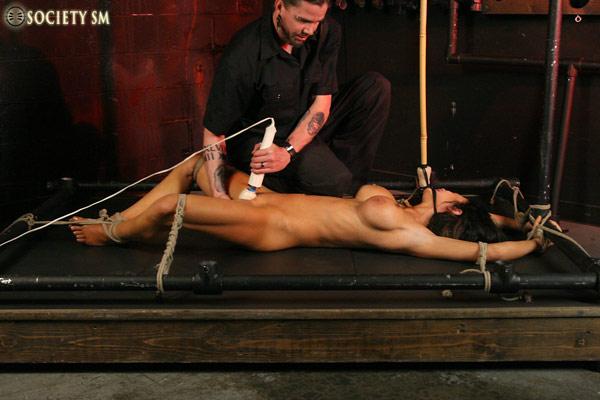 Mya nichole bondage