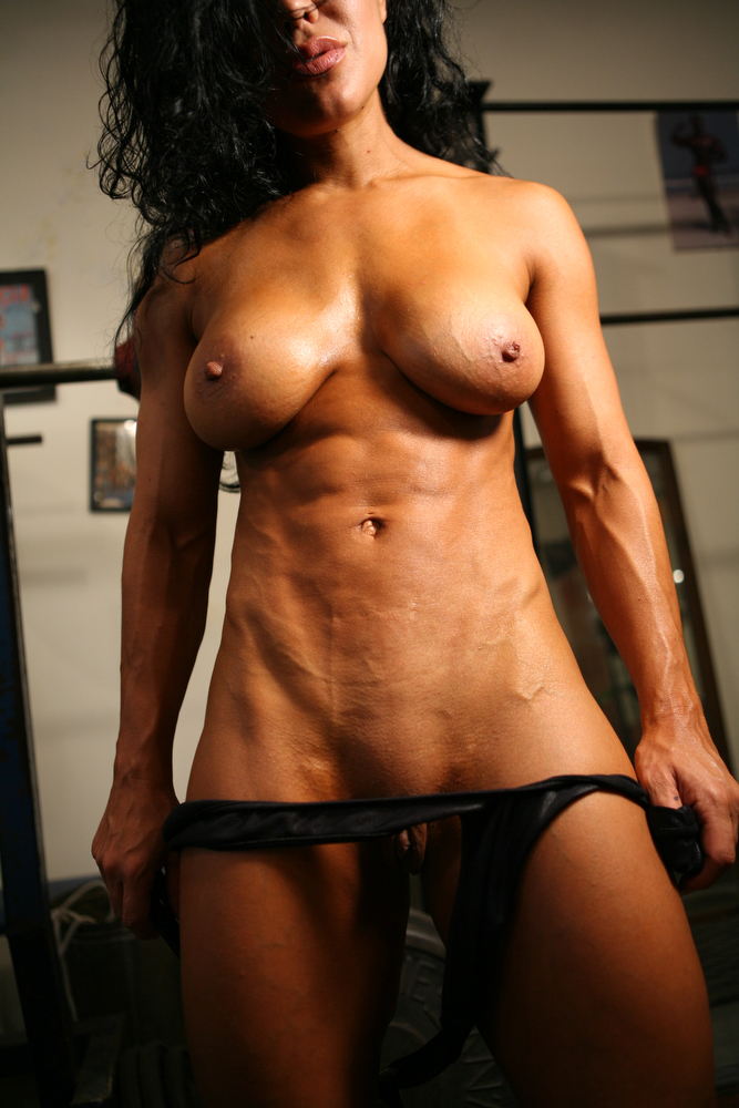 Are Busty naked bodybuilder pussy are