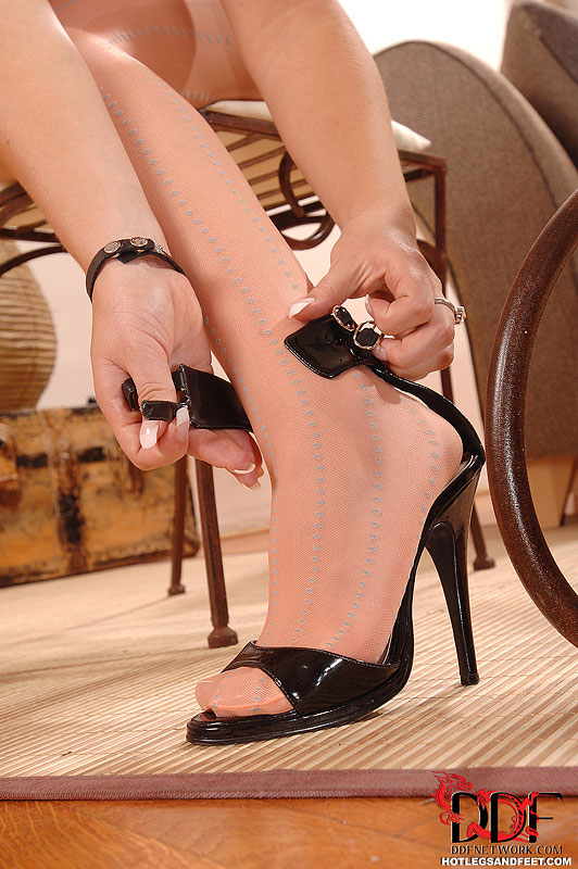 Mirandas foot fetish any