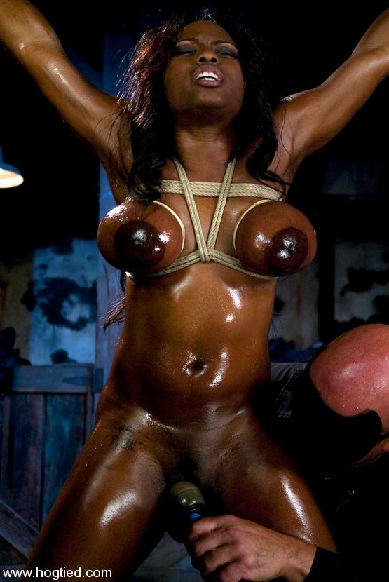 Full pussy! Jada fire bondage videos
