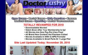 Doctor Tushy