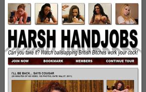 Harsh Handjobs