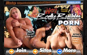 Hot Bodybuilder Porn