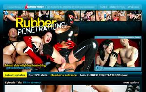Rubber Penetrations