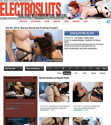Electro Sluts review