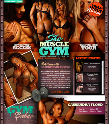 She Muscle Gym